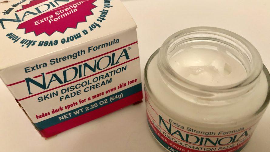 ハワイの最強シミ消しクリーム「ナディノラ」は肝斑にも効果ある?