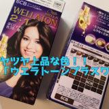 【白髪染め】@コスメ1位!おすすめ艶々ホームカラー『ウエラトーン2+1』Before&After画像あり!
