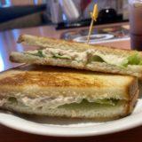 【デニーズ】激ウマ!!小腹が空いたらグリルドツナマヨサンドを食べて欲しいっ!