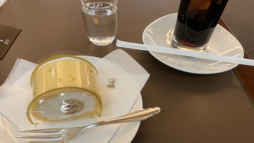 【WEST BAY CAFE】横浜高島屋3Fのオシャレカフェ(ドリンクお代わりOK)
