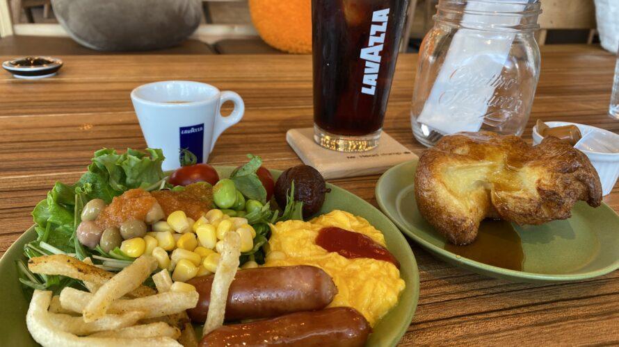 【Kino-COCOCHI】横浜の話題新スポット「ブランチ南部市場」のオシャレカフェでモーニング